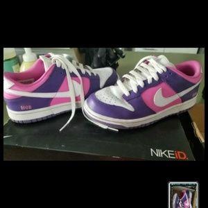 Nike Dunks Custom